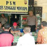 """Kegiatan Coffee Morning """"Polres Sanggau Menyapa"""" Polsek Mukok"""