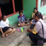 Melalui Kegiatan DDS Bripka Saprin Himbau Adanya Berita Hoax