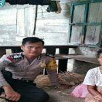 DDS di Rumah Warga Binaan Brigpol Hendrikus Atai Himbau Jangan Percaya Berita Hoax