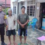 DDS Brigpol Novi Iswandi di Desa Bungkang