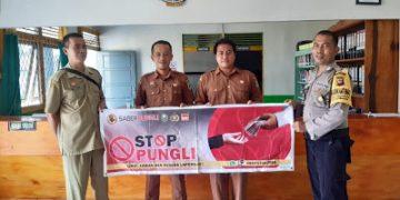Bripka M. Gultom Himbau Stop Pungli