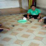 Jalin Keakraban dan Kemitraan, Bhabinkamtibmas Ngopi Bareng Warga di Desa Binaan