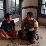Jalin Silahturahmi Dengan Masyarakat, Bripka Margun  Sambangi Masyarakat