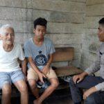 Brigadir Billy Deskara Ciptakan Keamanan Desa Melalui Sambang