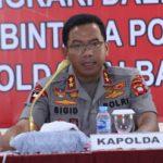 Kapolda Kalbar Berikan Pembekalan kepada 200 Siswa SPN Pontianak