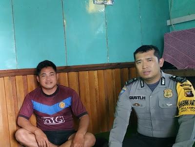 Brigpol Gusti Harbani Amri Ciptakan Situasi Kamtibmas di Desa Binaan Lewat DDS