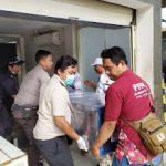 Dua Jenazah Warga Indonesia dipulangkan dari Malaysia melalui PLBN Terpadu Entikong