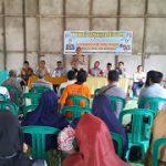 Kapolsek Toba bersama Dinas Istansi Berikan Solusi Dalam Giat Polres Sanggau Menyapa