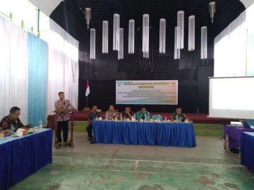 Dinas Perumahan Cipta Karya Tata Ruang dan Pertanahan Kabupaten Sanggau Sebagai Koordinator Musyawarah Perencanaan Pembangunan (MUSRENBANG) Kabupaten Sanggau Tahun 2021 Di Kecamatan Meliau