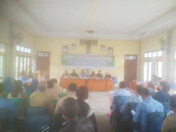 Disbunnak Hadiri Musrenbang RKPD Tahun 2021 di Kec. Sekayam