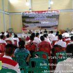 Disbunnak Sanggau Hadiri Musrenbang Kecamatan Bonti