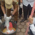 Polres Sanggau Musnahkan Narkoba Shabu-shabu Seberat 1,49 Kilogram