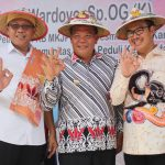 Bupati Sanggau Sambut Kedatangan Kepala BKKBN RI di Kabupaten Sanggau