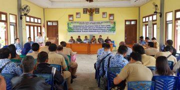 Musrenbang RKPD Kabupaten Sanggau Tahun 2021 di Kecamatan Sekayam