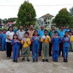 Dinas Dukcapil Sanggau Terbitkan 290 KIA Siswa-siswi SDN.08 Sanggau