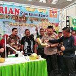 Buka Kontes Durian, Bupati Pesan Jaga Hutan Tembawang dan Lestarikan Buah-buahan Lokal
