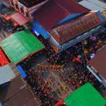 Buka Festival Cap Gomeh 2020, Bupati Sanggau : Momen Merekatkan Hubungan Antar Umat Beragama