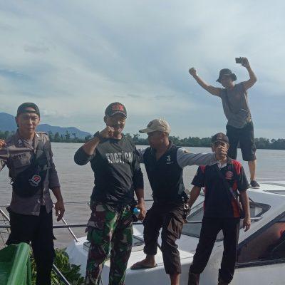 BREAKING NEWS : Cari ABK Tercebur di Tayan, Tim Gabungan Diterjunkan
