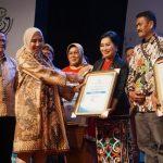 Pemkab Sanggau Terima Penghargaan GEMARIKAN dari Kementerian Kelautan dan Perikanan RI