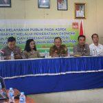 Musrenbang RKPD Kabupaten Sanggau Tahun 2021 di Kecamatan Beduai