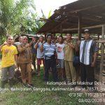 Seleksi Lokasi Calon Untuk Penerimaan Bantuan Kegiatan Irigasi Perpompaan Skala Menengah Wilayah Tengah