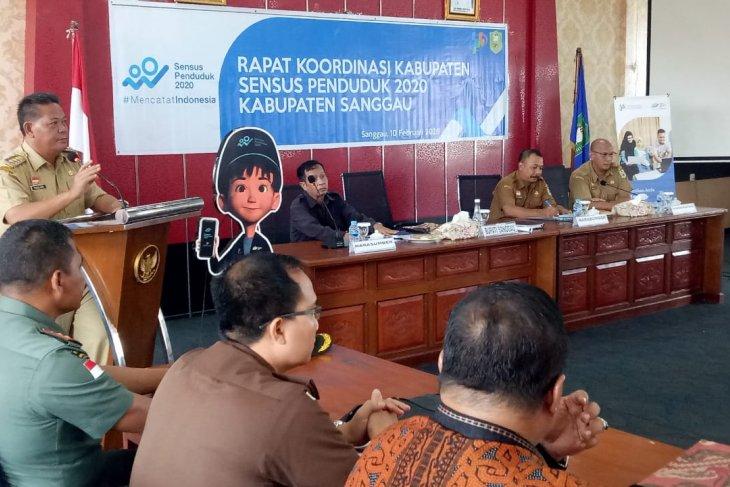 Bupati Sanggau minta dukungan sukseskan Sensus Penduduk 2020