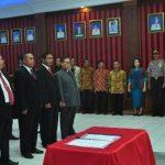 Kukuhkan Penggurus Bamag Sanggau Periode 2019-2022, Ini Harapan Bupati Paolus Hadi