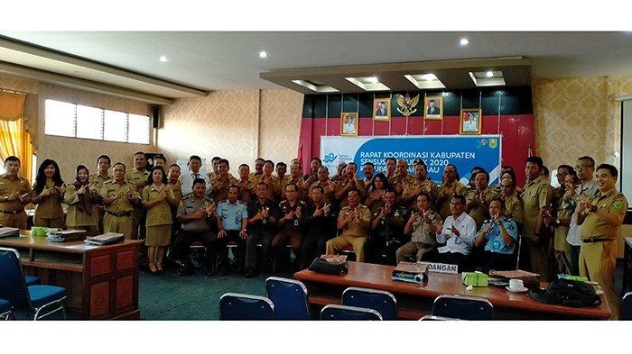 Sensus Penduduk Segera Dimulai, BPS Sanggau Siapkan Hampir 600 Petugas