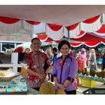Raih Juara Harapan 1 Kontes Durian di Sanggau, DPPKP Landak HarapKabupaten Penghasil Durian Besar