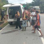 IDENTITAS Korban Kecelakaan Tragis di Sanggau, Kaki Korban Tewas Putus