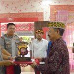 Kapolda Kalbar Kunjungi DAD Sanggau, Ontot: Ketadangan Yang Pertama dan Luar Biasa