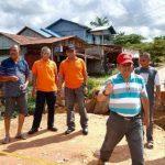 DBM SDA Sanggau Segera Turunkan Konsultan ke Lokasi Jalan Putus di Dusun Dohik Empaning