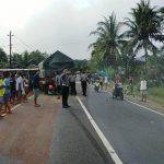 Imbauan Kasat Lantas Sikapi Kecelakaan Truk dan Bus di Tayan Hilir yang Memakan Korban Jiwa