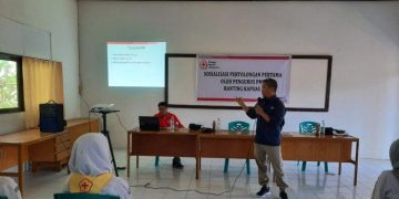 PMI Ranting Kapuas Gelar Kegiatan Pertolongan Pertama di SMK Tri Darma Sanggau