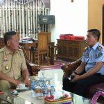 Kepala Rutan Sanggau Kunjungan Kerja ke Bupati Sanggau