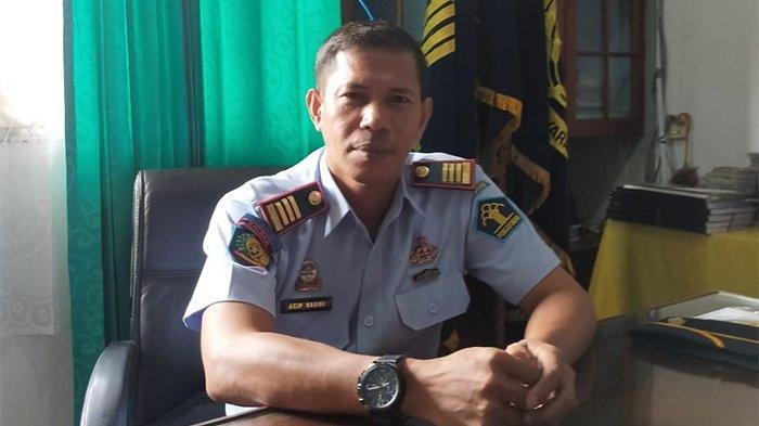 Jumlah Tahanan di Rutan Sanggau Terkini