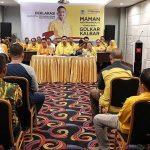 Inilah Alasan DPD Golkar Pontianak, Sanggau dan Kayong Utara Dukung Maman Abdurahman