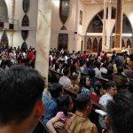 Ribuan Umat Katolik di Sanggau Ikuti Perayaan Misa Rabu Abu
