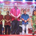 Penutupan Cap Go Meh 2020, Bupati Sanggau: Jiwa Semangat Melestarikan Budaya Tetap Dipertahankan