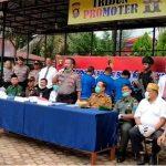 VIDEO: Suasana Pemusnahan Barang Bukti Sabu-sabu 1.49 KG di Polres Sanggau