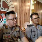 Beberkan Kasus Laka di Sanggau,Kapolres: Dari 13 Kasus Kecelakaan 10 Orang Meninggal Dunia