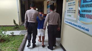 Pemuda di Entikong Diamankan Polisi Gegara Gelapkan Uang