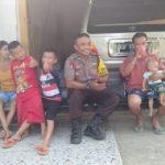 Aipda Anang Suwantoro Himbau Warga Desa Binaan Selalu Jaga Situasi Kamtibmas