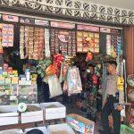 Bhabinkamtibmas dan Bhabinsa Cek Harga Sembako di Desa Balai Karangan