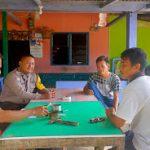 Brigpol Novi Iswandi Sampaikan Himbauan Kamtibmas Kepada Masyarakat