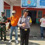 Gugus Tugas Kabupaten Sanggau Lakukan Penyemprotan Disinfektan