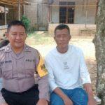 Patroli Serta Dialogis Brigpol Novi Iswandi Sampaikan Himbauan Kamtibmas