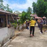 Antisipasi Virus Corona Kabag Ren Pimpin Anggota Bersihkan Asrama Polisi Kini Balu