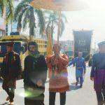 Ikhtiar Tolak Sebaran Covid-19, Raja Sanggau Gelar Ritual Paradje' Bersih Negeri