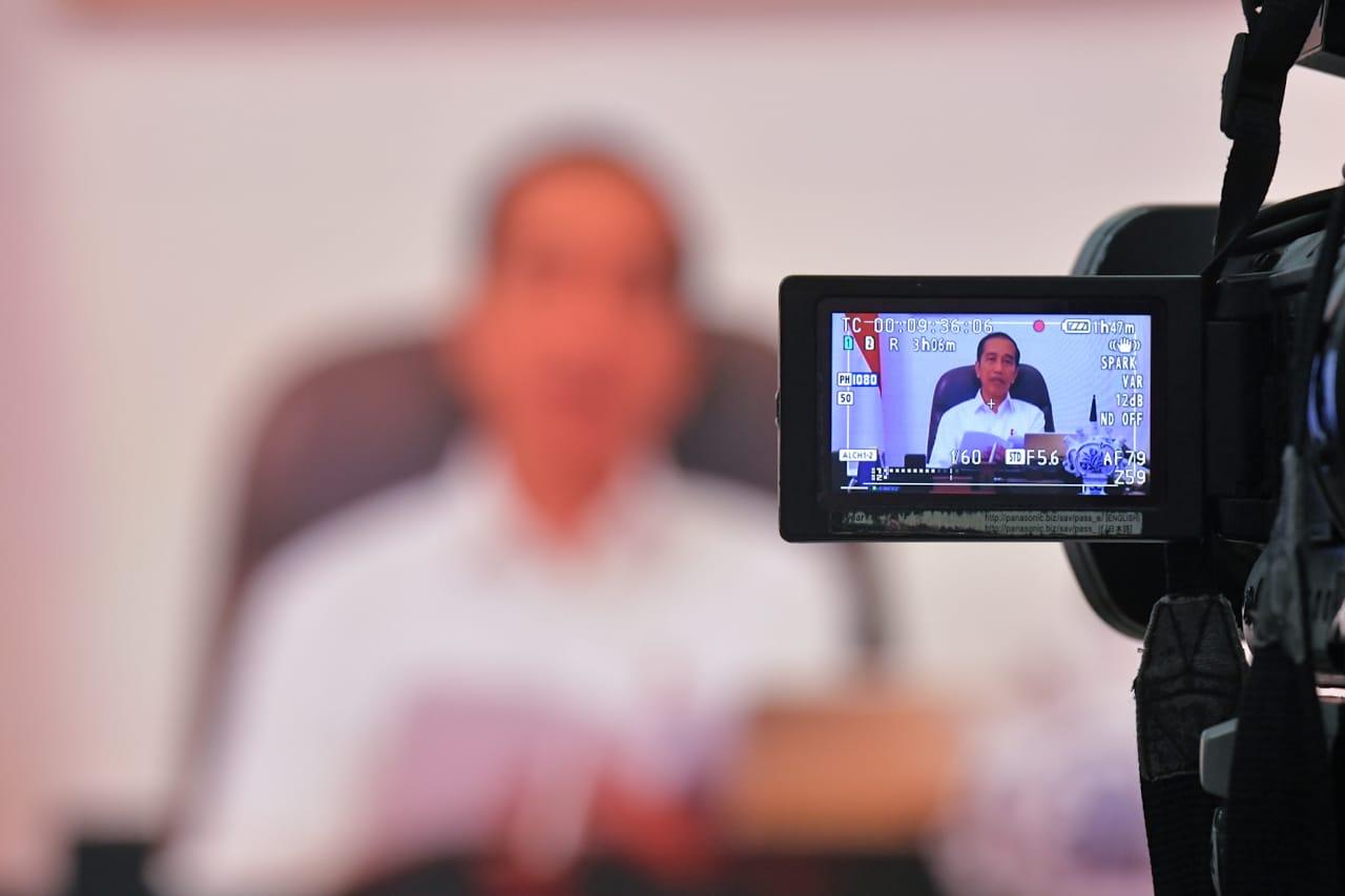 Arahan Presiden kepada Gubernur Soal Penanganan Covid-19 – Covid19.go.id
